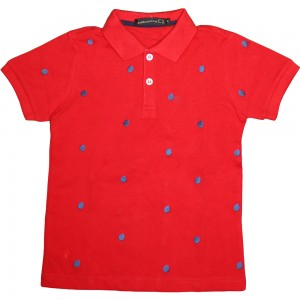 18BT1K005 CF POLKA FULL EMBRO 18-127 (FAMILY SHIRT 18RT1K178, 18ET1K091)