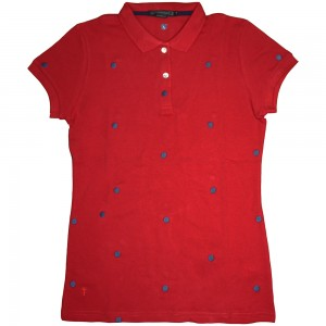 18ET1K091 CF POLKA FULL EMBRO 18-127 (FAMILY SHIRT 18RT1K178, 18BT1K005)