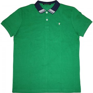 18RT1K140 CF SS COMP 2 BUTTON POLO 18-143