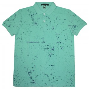 18RT1K133 PLAIN W/ SPLATTER FULL PRINT 18-136